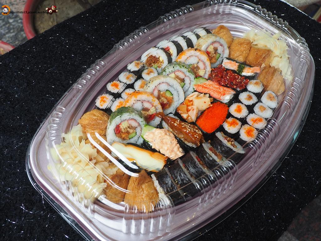 一番壽司 巷弄內超豐盛的平價壽司拼盤好便宜 @ 啾啾老闆!來一份雞屁股! :: 痞客邦