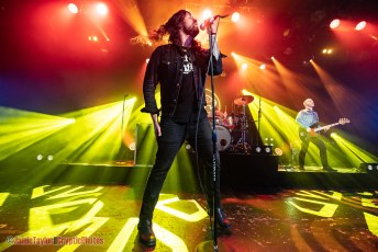 Taking Back Sunday + The Maine @ The Commodore Ballroom - April 21st 2019