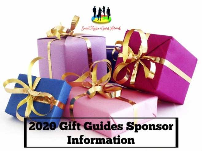 2020 Gift Guides Sponsor Information #MySillyLittleGang @SMGurusNetwork