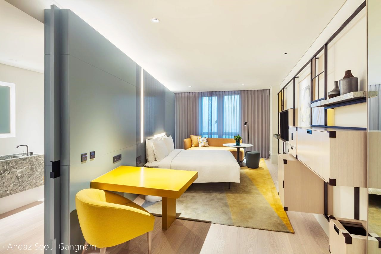 2020 韓國首爾飯店