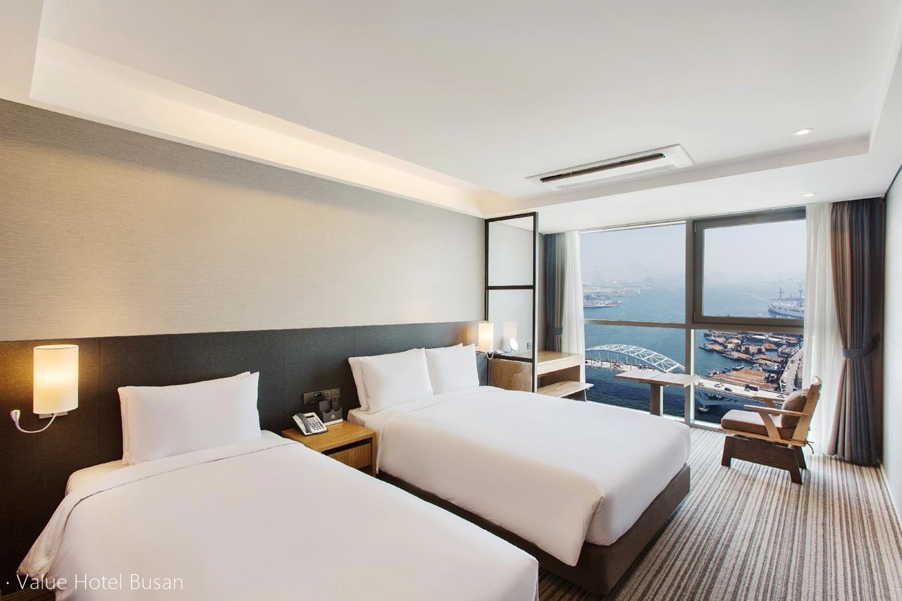 2020 韓國釜山飯店
