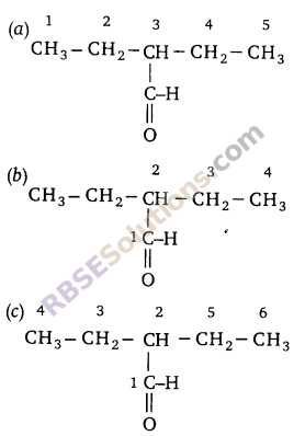 RBSE Solutions for Class 10 Science Chapter 8 Carbon and its Compounds 10