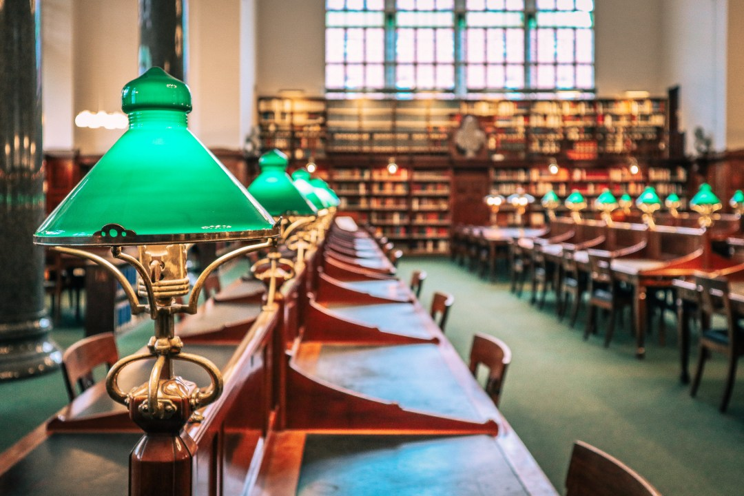 Biblioteca reale di Copenaghen, Diamante Nero