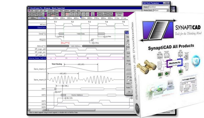 Working with SynaptiCAD Product Suite 20.44 full license