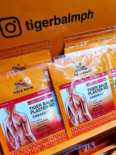 Tiger Balm Plaster RD