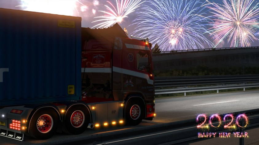 Kerstens Modding wishes you a happy new year!!