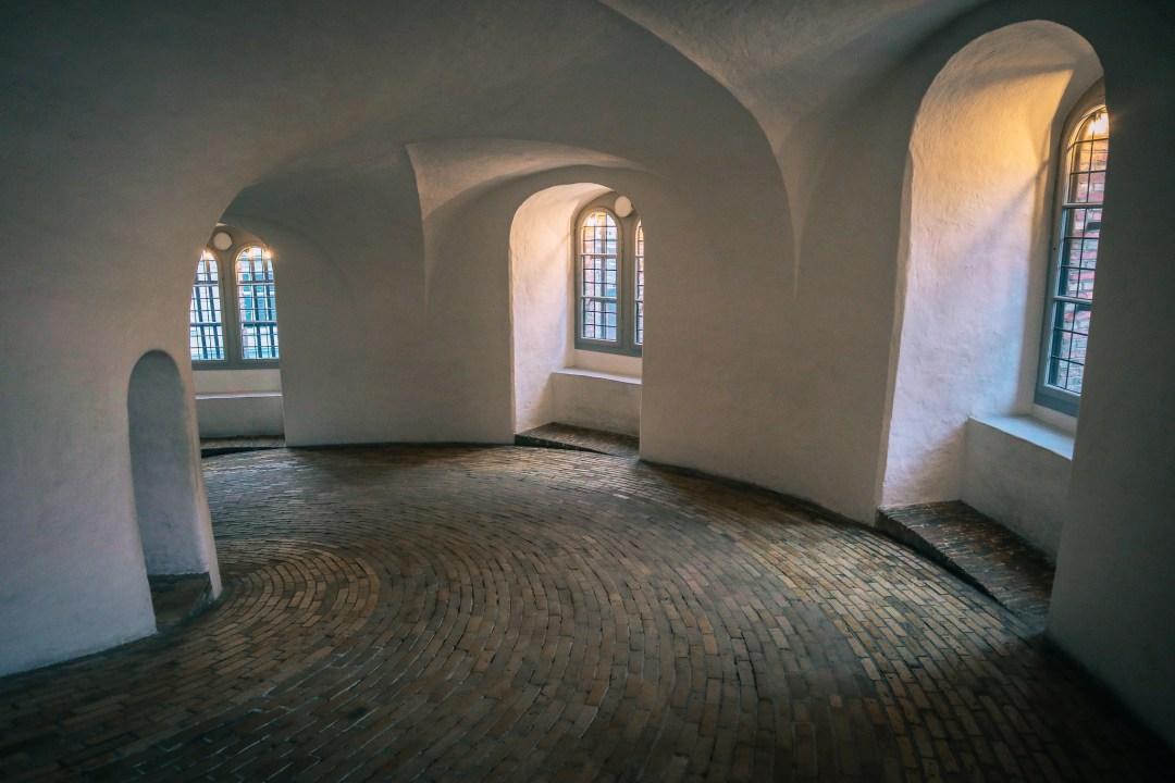 Rundetårn, the round tower of Copenhagen
