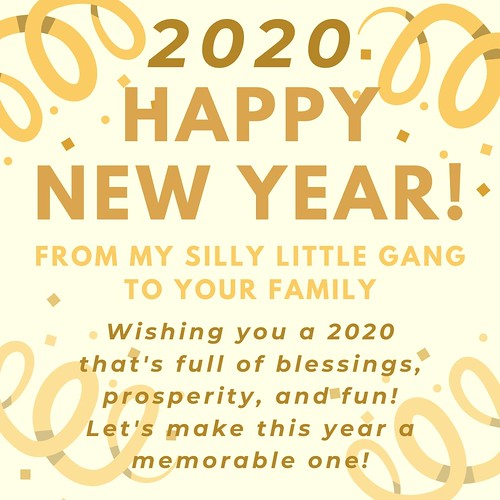 Happy New Year! #2020