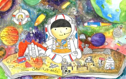 (Finalist # 14) 3rd Grade Daniel Chia