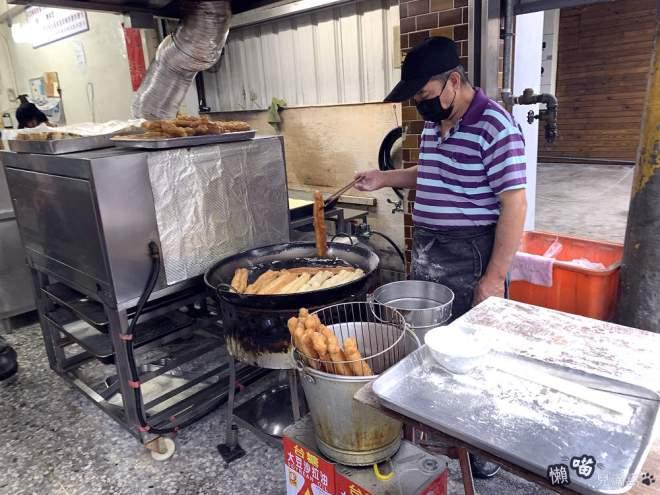 德安一街無名早餐店