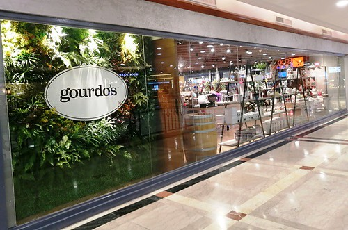 A bigger Gourdo's is now open in Glorietta 4