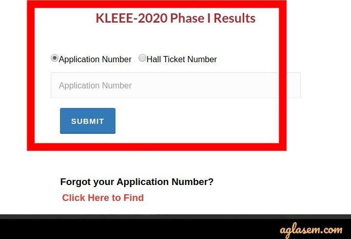 KLEEE 2021 Results