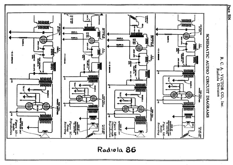 1930 RCA Radiola Model 82