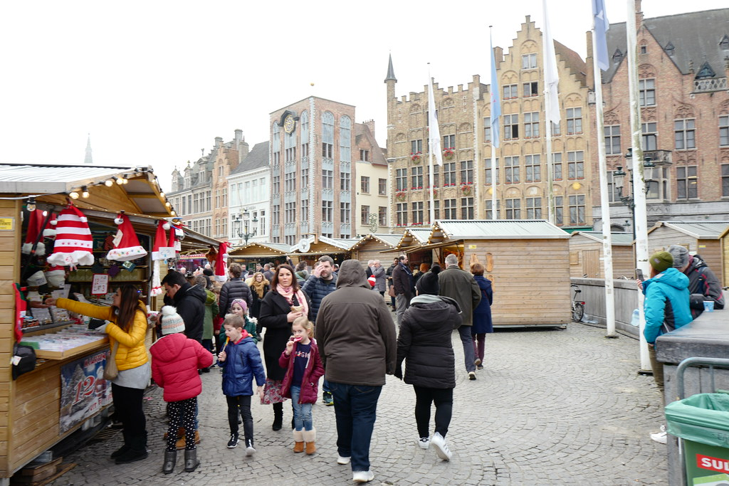 【Kingdom of Belgium】Market Square遇市集好熱鬧 Brugge--圖多 @ SUPERCHEF :: 痞客邦