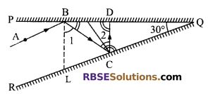 RBSE Solutions for Class 9 Maths Chapter 5 Plane Geometry and Line and Angle Miscellaneous Exercise 20