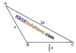 RBSE Solutions for Class 9 Maths Chapter 11 Area of Plane Figures Additional Questions 10