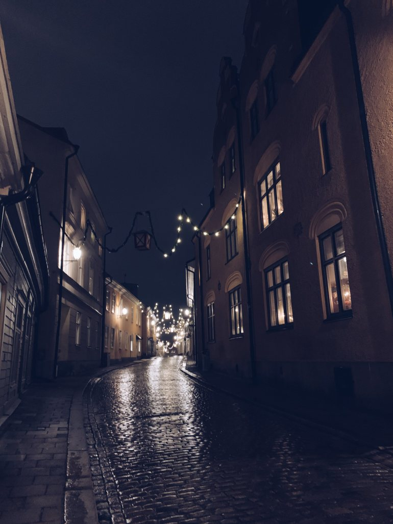 Gamla staden Eskilstuna - reaktionista.se