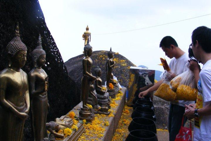 หินพลวง เขาคิชฌกูฏ จังหวัดจันทบุรี