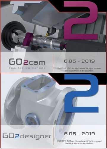 GO2cam & GO2designer v6.06.210 x64 full license