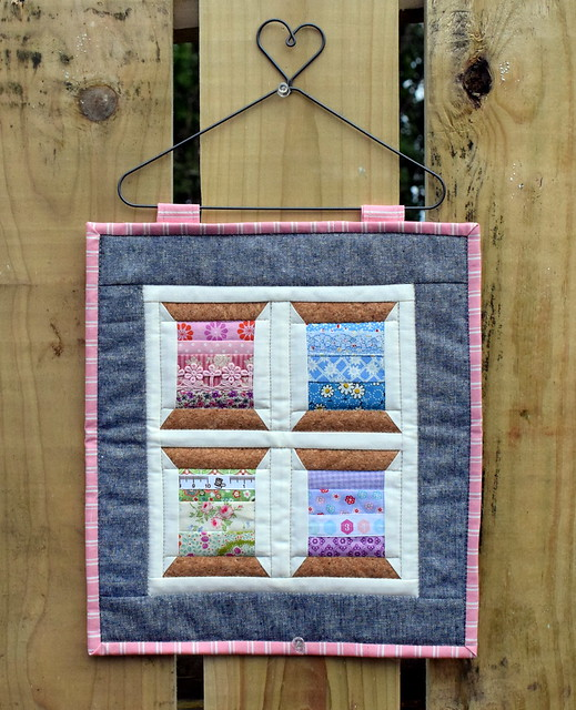 Spools Wallhanging