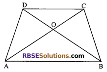 RBSE Solutions for Class 9 Maths Chapter 10 Area of Triangles and Quadrilaterals Additional Questions 19