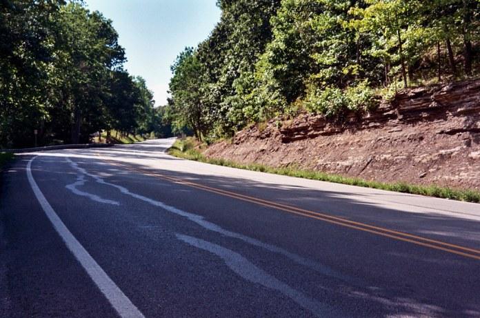US 150 near Shoals IN