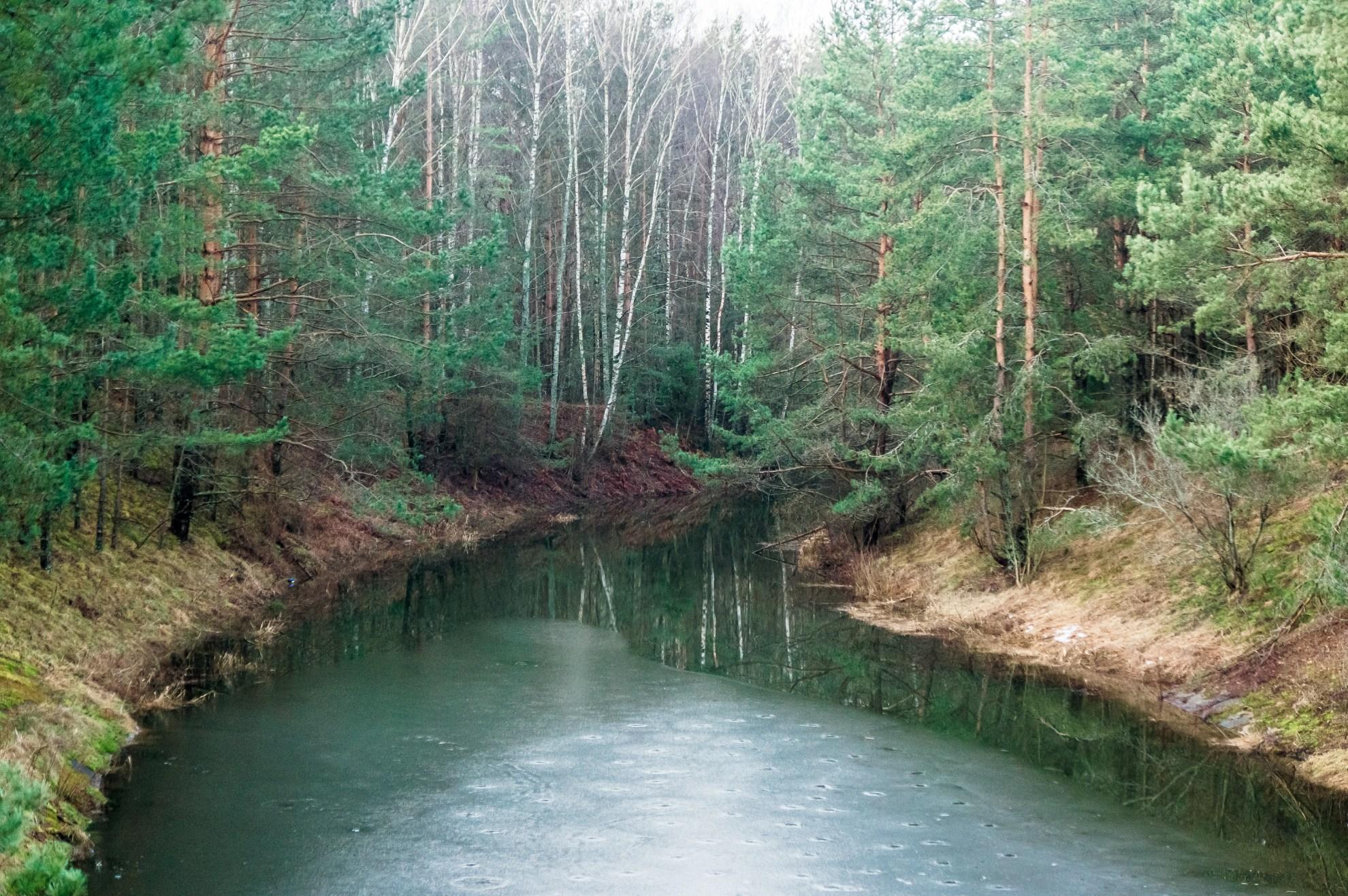 река Конотопка