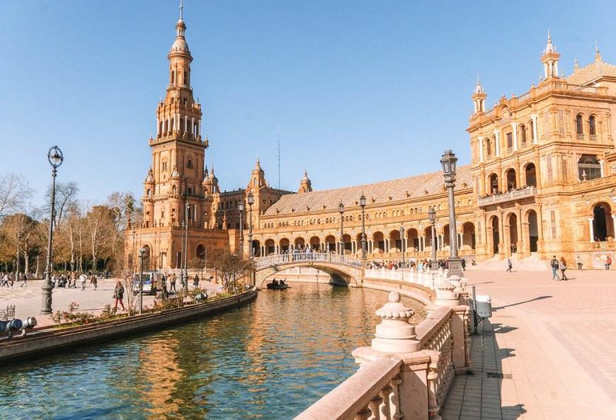 ck travels seville
