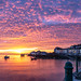 Aberdyfi sunset Jan 2020