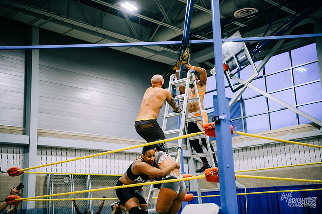 1 Annual IGPTTCI Wrestling Match-079-8505
