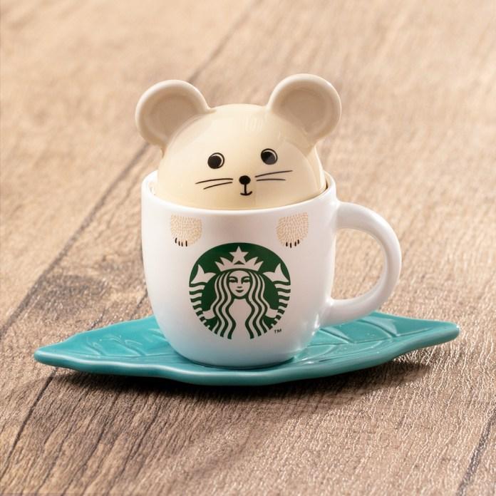 3oz Little Rat Mug
