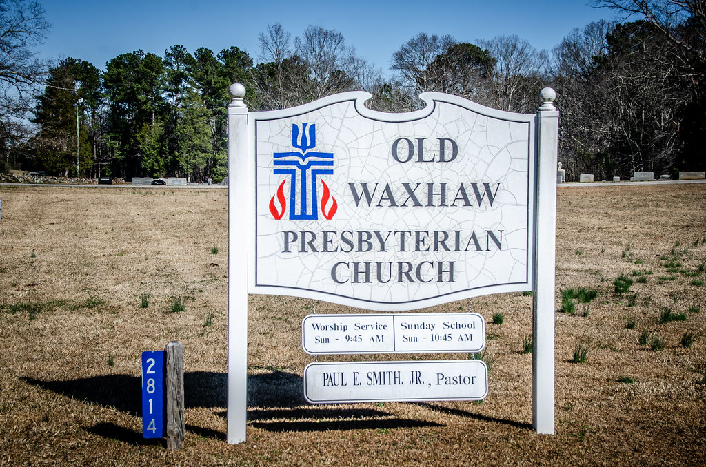Old Waxhaw Presbyterian Church and Cemetery