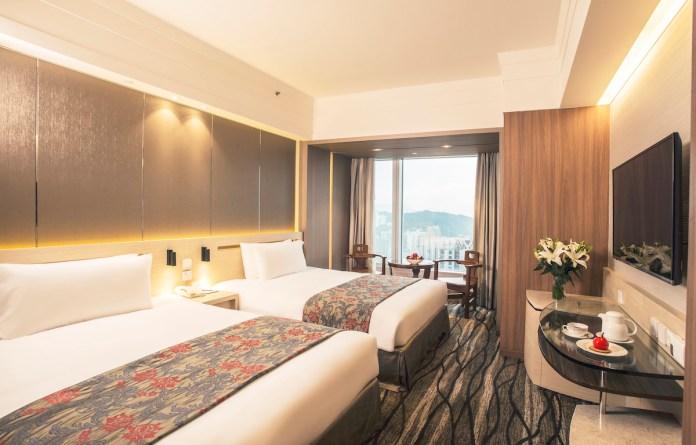 如心酒店集團 Hotel Rooms 如心海景酒店暨會議中心客房