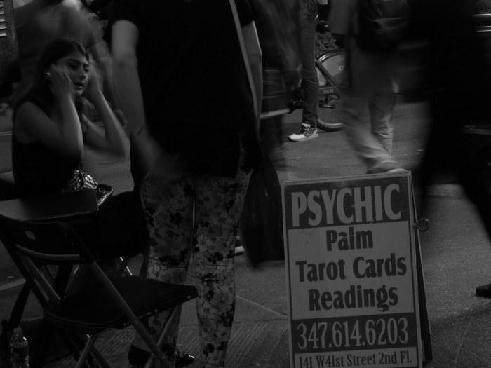 Night Psychic
