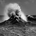 Volcanic seas