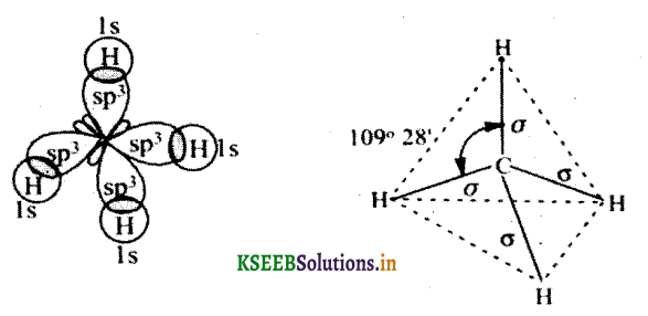 1st PUC Chemistry Model Question Paper 3 with Answers