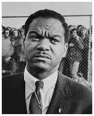D.C. civil rights activist Rev. Walter Fauntroy: 1971