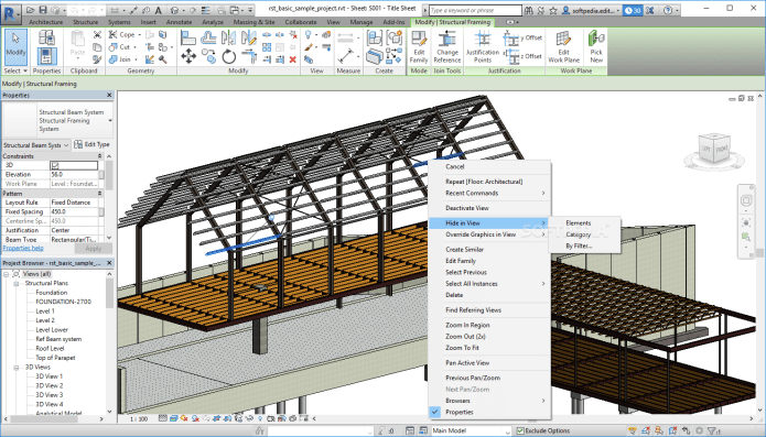 Working with Autodesk Revit 2020.2 full license