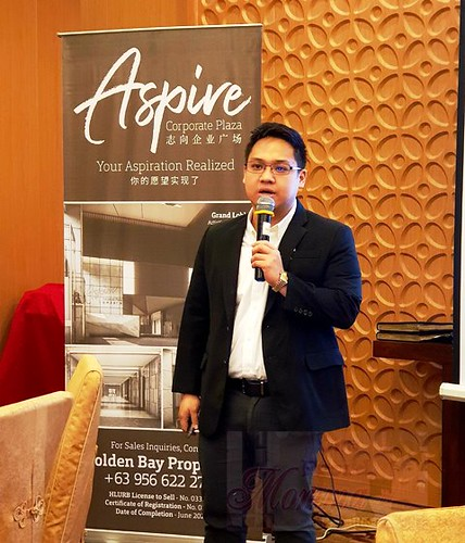 Jardin Brian B. Wong Aspire Corporate Plaza by Golden Bay Landholdings