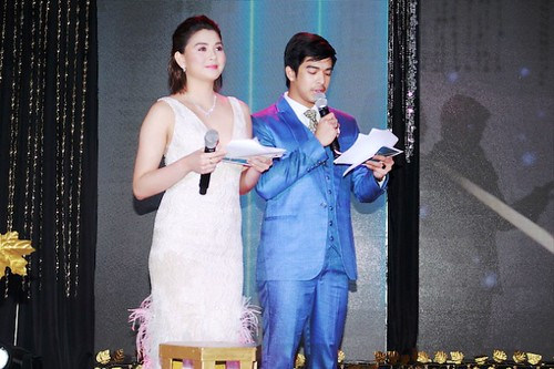 Jin Macapagal and  Ashley Ortega hosted the first-ever VP Choice Awards