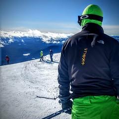 Ski Day on Mt. Hood Timberline