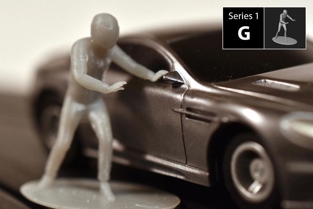 1 64 Scale Figures Mechanics