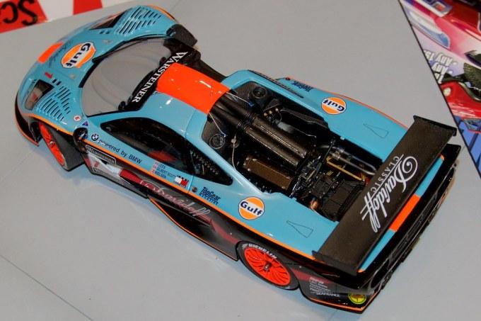 Aco Gt1 Mclaren F1 Lm Long Tail Le Mans 24 Hour Race Gul Flickr