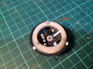 Gundam Mercurius Build- detailed shield