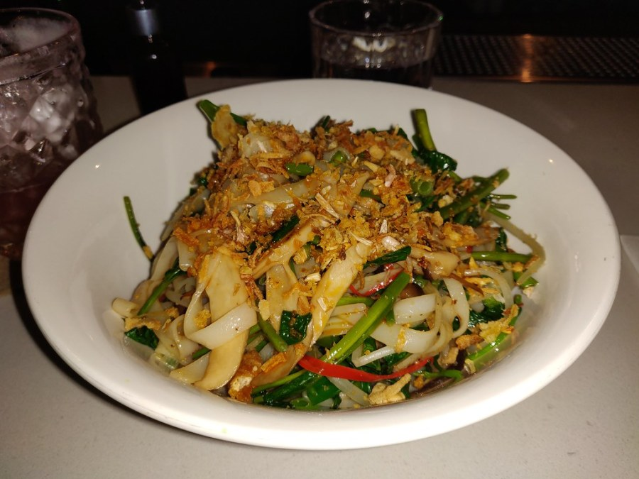 Flat Rice Noodles Jalan HK
