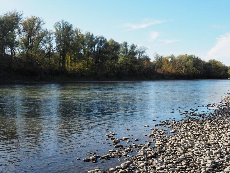 Der Fluss, 84453 Mühldorf am Inn