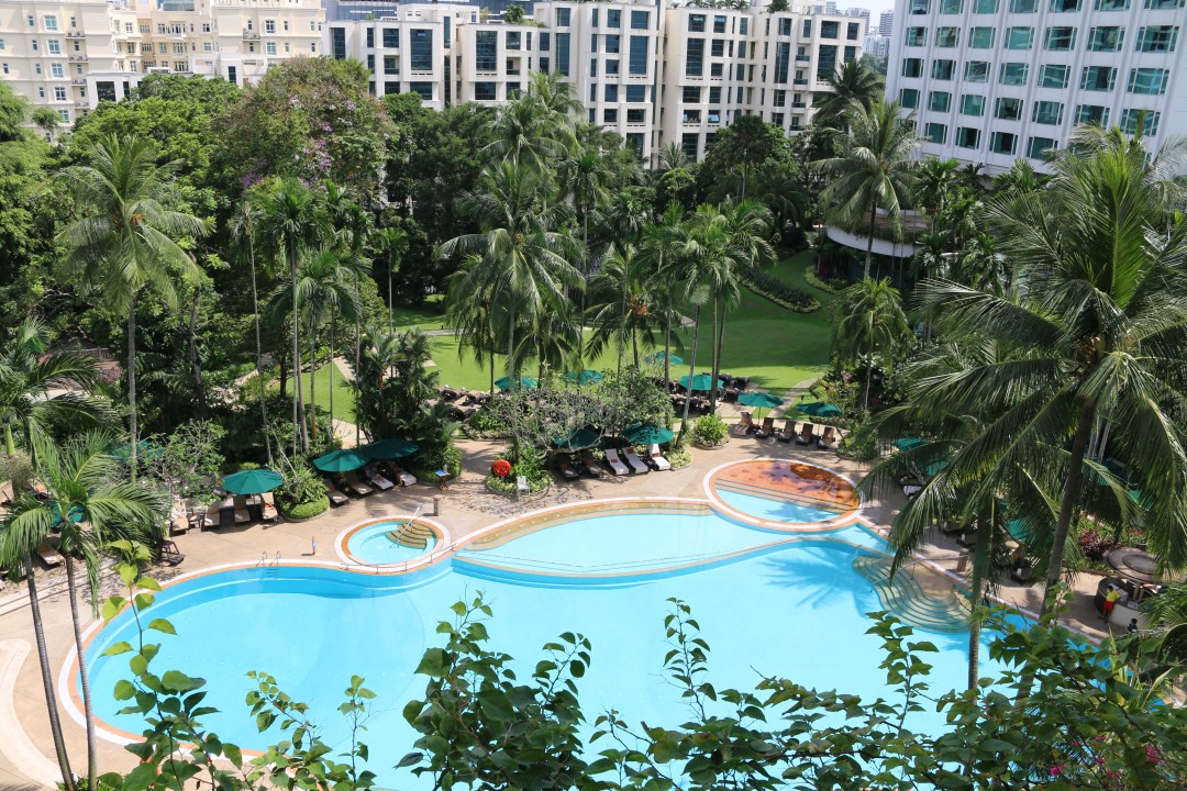 Shangri-La Hotel Singapore – Hotel review
