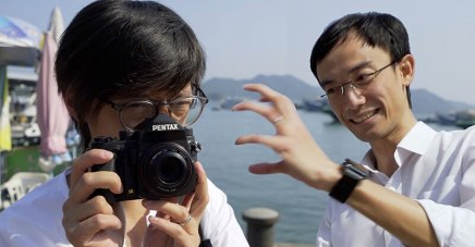 """I Switched to PENTAX"" by Kai W!"