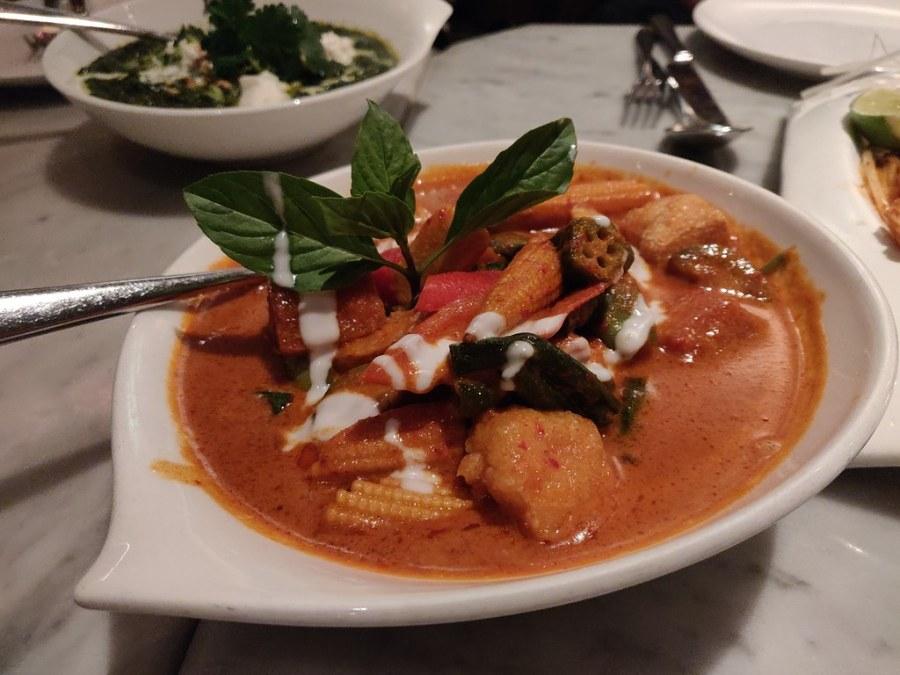 Red Curry Mama San