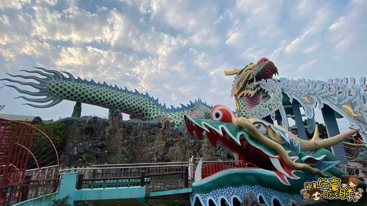 臺南景點 麻豆代天府十八地獄超刺激、超長滾輪溜滑梯~親子探險景點太好玩! – 跟著左豪吃不胖